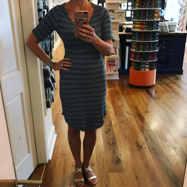 Well that was quick! sunnydress stitcheveryday2017 handmadelifestyle homemadewardrobe fridaypatterncompany