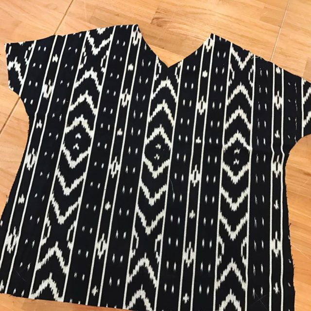 tfw your pattern matching is stitcheveryday2017 handmadelifestyle homemadewardrobe suttonblouse