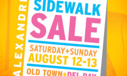 Sidewalk Sale 8/12 & 8/13