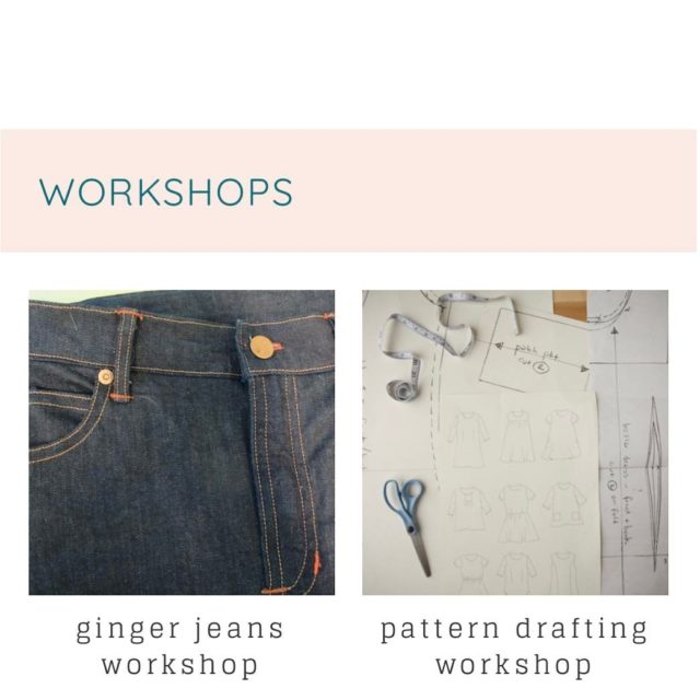 New year new workshops! Just posted online new workshops cominghellip